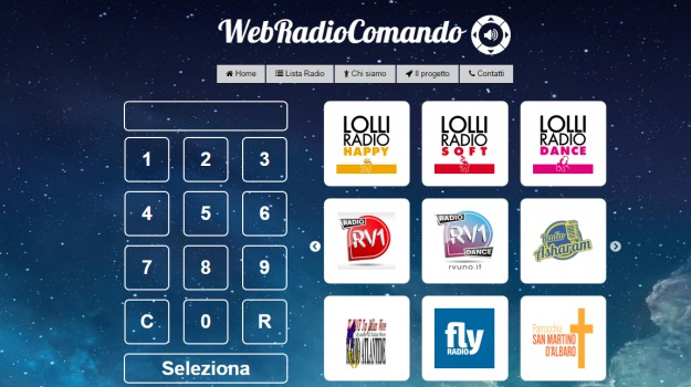 radiocomando, web, Sicilia, Società