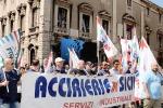 Acciaierie di Sicilia: la vertenza approda al governo regionale