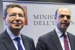 Ultras, vertice Alfano-Marino: a Roma arriveranno 500 militari