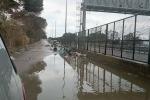 A Palermo le strade di nessuno tra buche e allagamenti quando piove