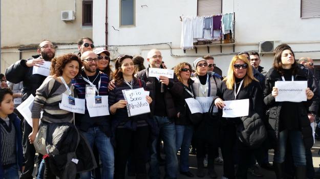 almaviva, call center, cisl, sindacati, Palermo, Economia