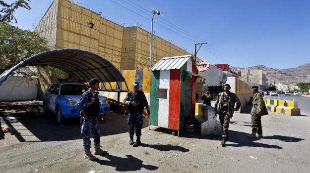 ambasciata, chiusura temporanea, italia, sicurezza, Yemen, Sicilia, Mondo