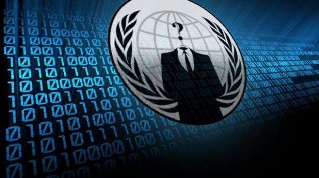 Anonymous, attivisti, cyberattacco, Gran Bretagna, Sicilia, Mondo