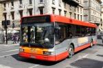 Investito e ucciso da un bus a Roma