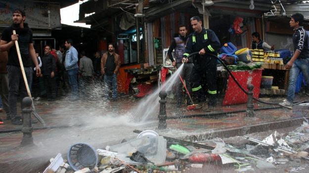 autobomba, Baghdad, doppio attentato, iraq, Sicilia, Mondo