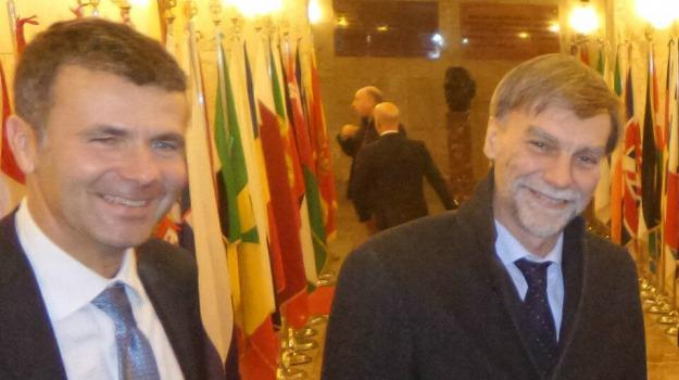 Alessandro Baccei, Graziano Delrio, Rosario Crocetta, Sicilia, Archivio