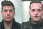 Tentata estorsione ad un commerciante, 2 arresti - Video