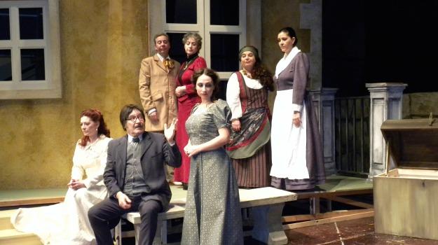 berretto a sonagli, teatro, Catania, Cultura