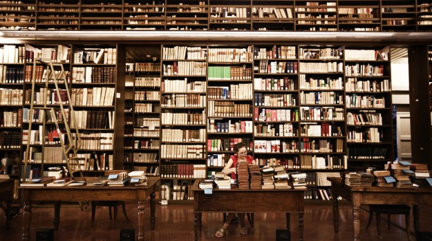 biblioteca, letteratura, Enna, Cultura
