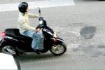 Buche sulle strade, allarme a Caltanissetta