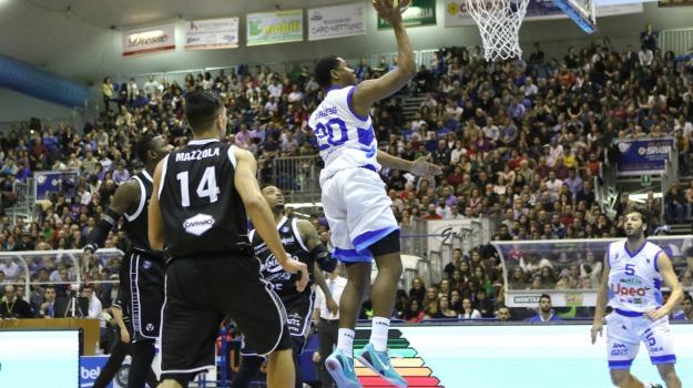 basket, capo d'orlando, pallacanestro, SERIE A, Upea Orlandina, Messina, Sport