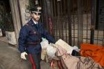 Palermo, clochard aggredito a piazza Sturzo: due arresti
