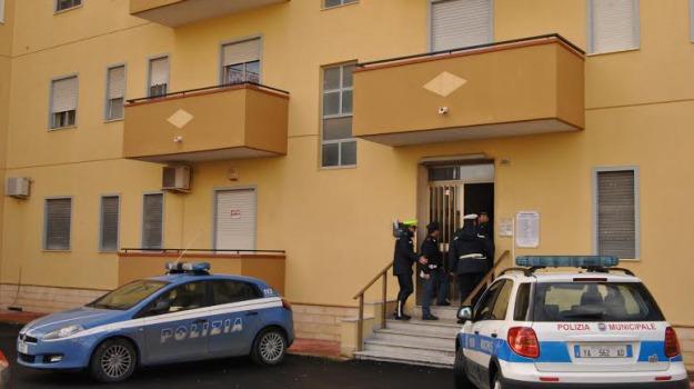 casa di riposo, Gela, polizia, Caltanissetta, Cronaca