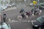 Palermo, furti di moto al centro commerciale: i nomi degli arrestati