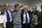 Cus Palermo, premiata l'atletica leggera da Lagalla e Faraone