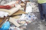 Quattro discariche sequestrate in tre giorni a Palermo