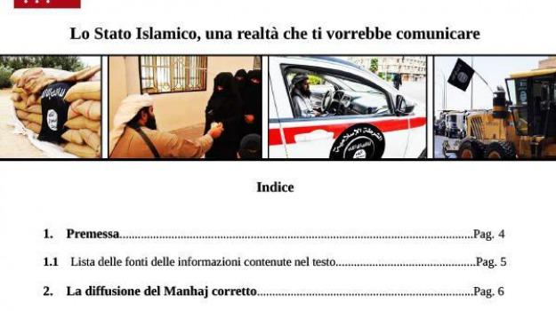 Isis, stato islamico, terrorismo, Sicilia, Mondo