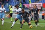 Dybala illude, Mauri e Candreva rimontano: Palermo battuto dalla Lazio