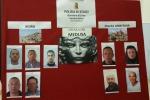 Droga tra Piazza Armerina e Agira: nove arresti - Nomi e foto