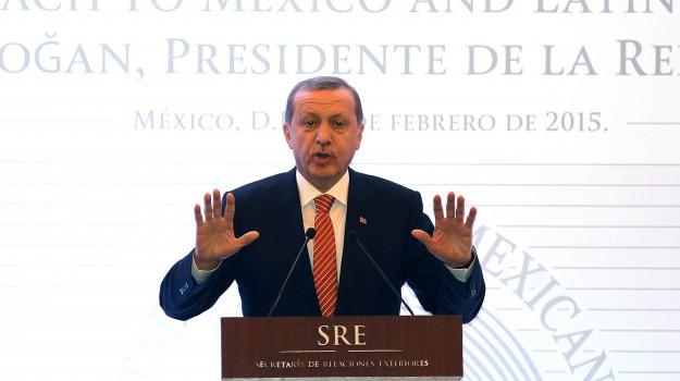 presidente, Recep Tayyip Erdogan, Sicilia, Mondo