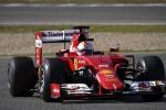 A Jerez vola la Ferrari di Vettel, è il più veloce nei test
