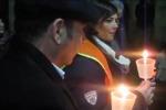 Palermo, una fiaccolata per i senzatetto per dire no alla violenza - Video