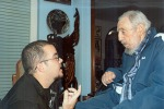 Dopo 5 mesi di assenza, pubblicate le prime foto di Fidel Castro