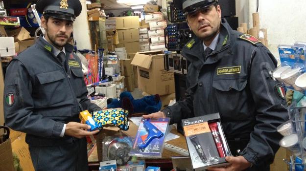 contraffazione, finanza, sequestro, Palermo, Cronaca