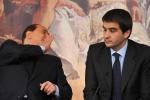 Silvio Berlusconi e Raffaele Fitto