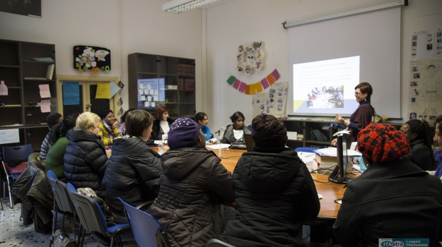 corso, educazione civica, formazione, Palermo, Economia