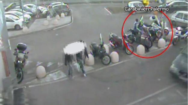 furti moto palermo, Palermo, Cronaca