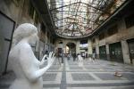 """""""Memorie di guerra"""", riapre al pubblico la Galleria delle Vittorie a Palermo"""
