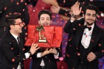 Il Volo vincono il Festival, sul podio anche Nek e Malika Ayane