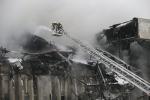Rogo all'Accademia delle Scienze, a fuoco storica biblioteca di Mosca