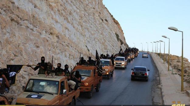 Isis, libia, terrorismo, Sicilia, Mondo
