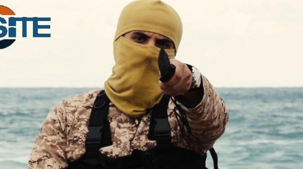 giornalista, Isis, terrorismo, Sicilia, Mondo