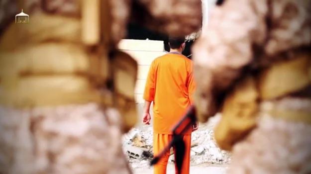 4 decapitati, curdi, iraq, Isis, orrore, peshmerga, terrorismo, USA, video, Sicilia, Mondo