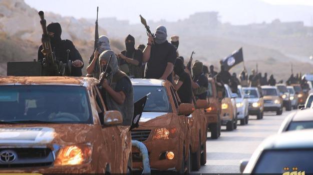 esercito islamico, Isis, terrorismo, Sicilia, Mondo