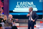 Vitalizi, lite in diretta tra Mario Capanna e Massimo Giletti