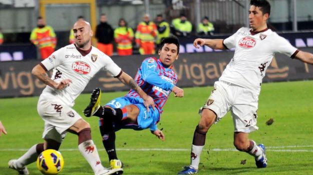 Calcio, catania, serie b, squadra, Catania, Calcio