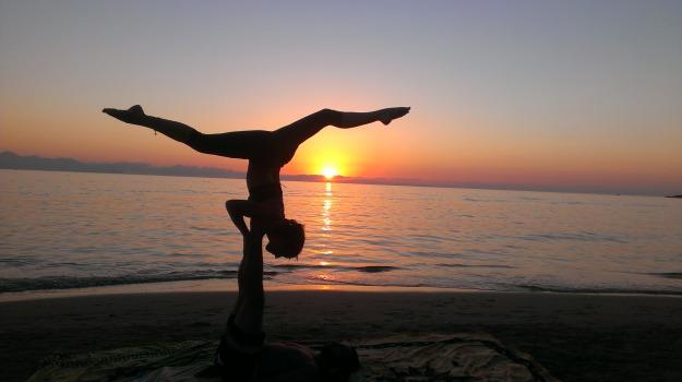 ginnastica, yoga, Sicilia, Società