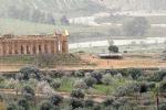 Valle dei Templi, dopo 14 anni tornano le ruspe