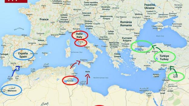 europa, Isis, rischio, terroriso, Sicilia, Mondo