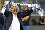 """Ferrero contro Zamparini: """"Mi ha minacciato di morte e insultato"""""""