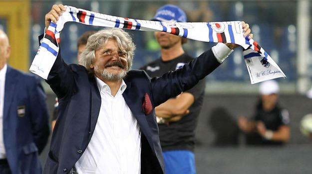 fisco, sampdoria, tribunale, Massimo Ferrero, Sicilia, Sport