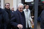 """Mattarella, un'ora di colloquio con Napolitano: """"Gli ho detto grazie per quel che ha fatto"""""""