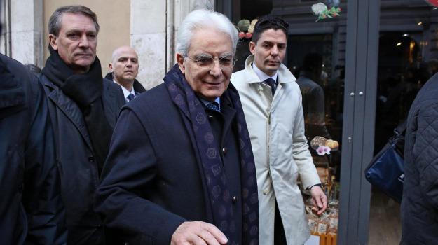 presidente della Repubblica, Quirinale, Sergio Mattarella, Sicilia, Politica