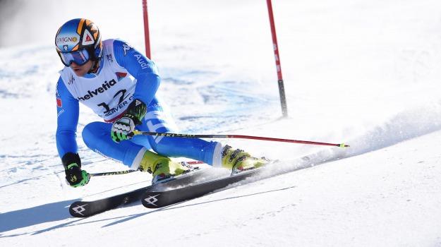 mondiali sci, slalom gigante, Roberto Nani, Ted Ligety, Sicilia, Sport