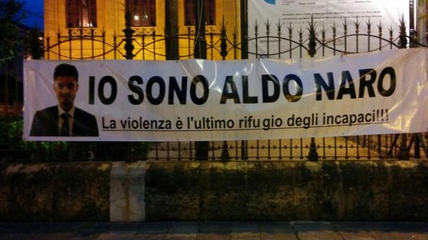 omicidio, Palermo, Zen, Aldo Naro, Palermo, Cronaca
