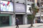 Mirri compra l'ex gioielleria Fiorentino, le immagini del negozio chiuso che fu simbolo del lusso - Video
